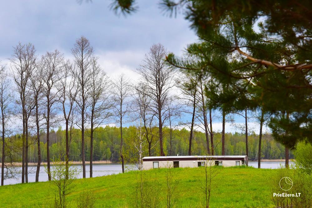 Lauku māja pie Avila ezera Zarasai rajonā, Lietuvā - 43
