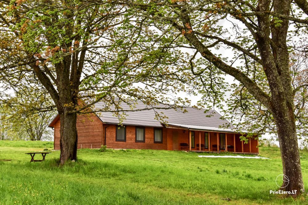 Lauku māja pie Avila ezera Zarasai rajonā, Lietuvā - 2