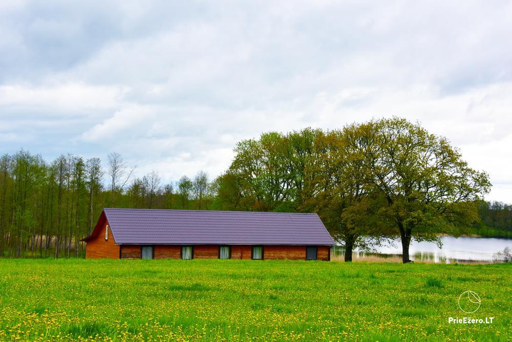 Lauku māja pie Avila ezera Zarasai rajonā, Lietuvā - 1