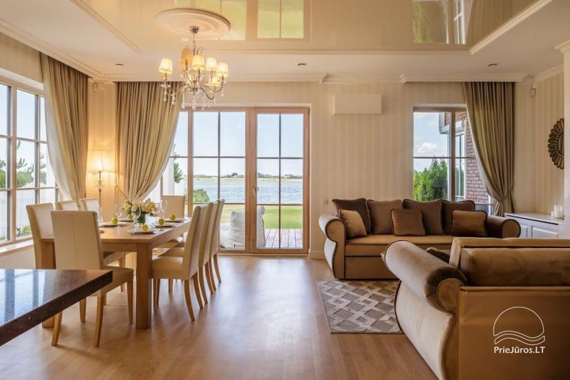 Luksusa dzīvokļu īre Klaipēdā SMELYNAS Klaipēdas māja - 1
