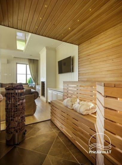 Luksusa dzīvokļu īre Klaipēdā SMELYNAS Klaipēdas māja - 5