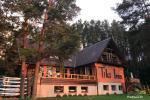 Atpūtas nami Tiki Inn Palūšē ezera krastā