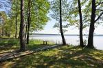 Kempings pie ezera Lavyso - 8