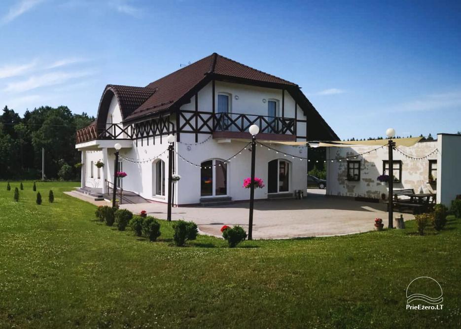 Lauku māja pasākumiem un atpūtai Village Inn - 8