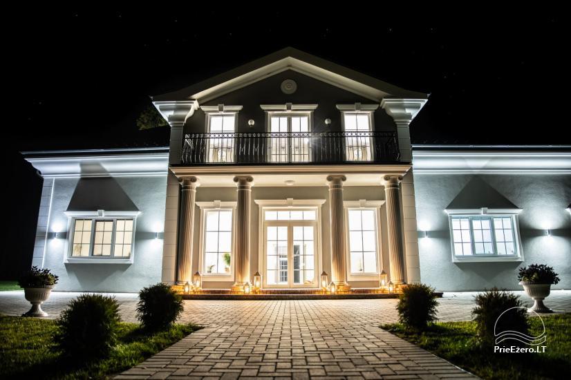 Villa Barbora - plaša villa svinībām līdz 80-130 personām - 1