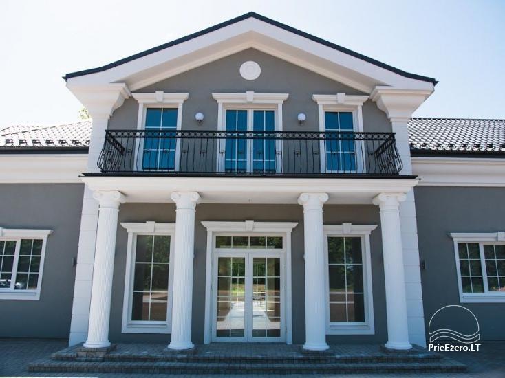 Villa Barbora - plaša villa svinībām līdz 80-130 personām - 16