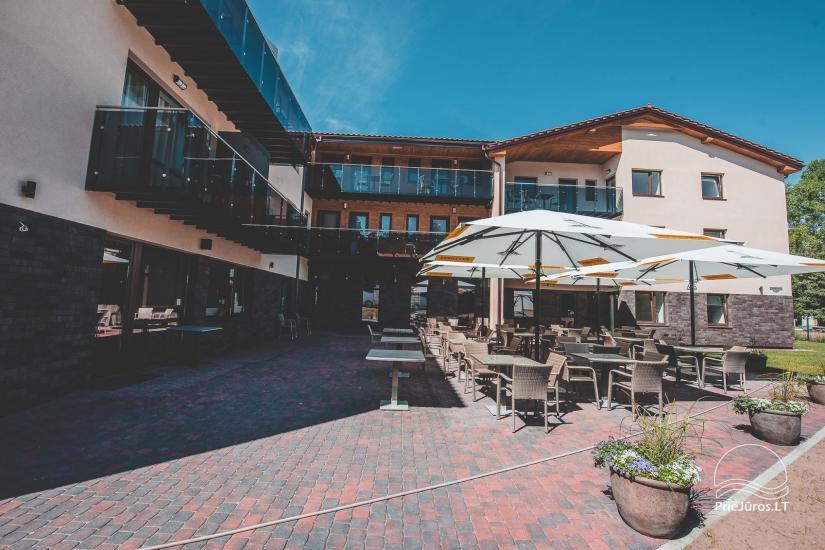 Viesnīca un restorāns Lagūna Sventoji - 2