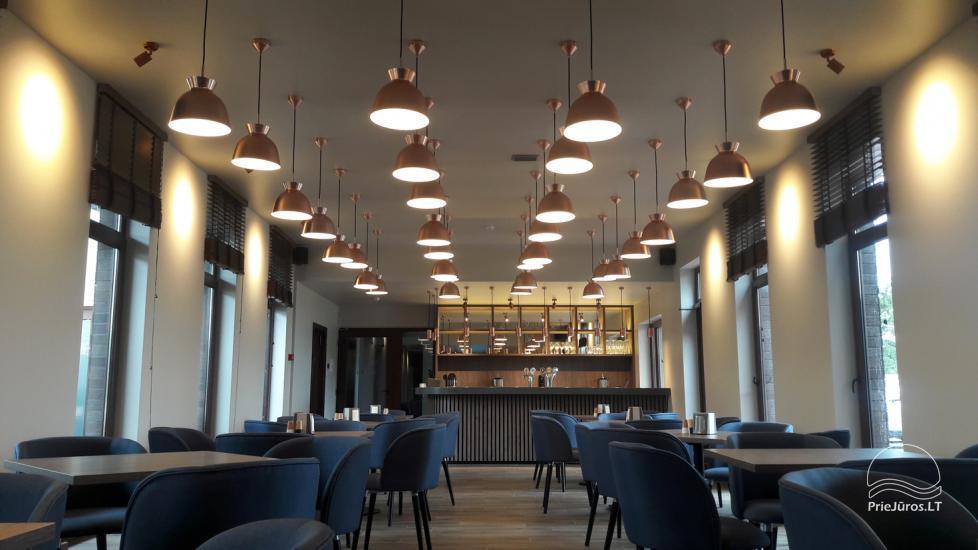 Viesnīca un restorāns Lagūna Sventoji - 3