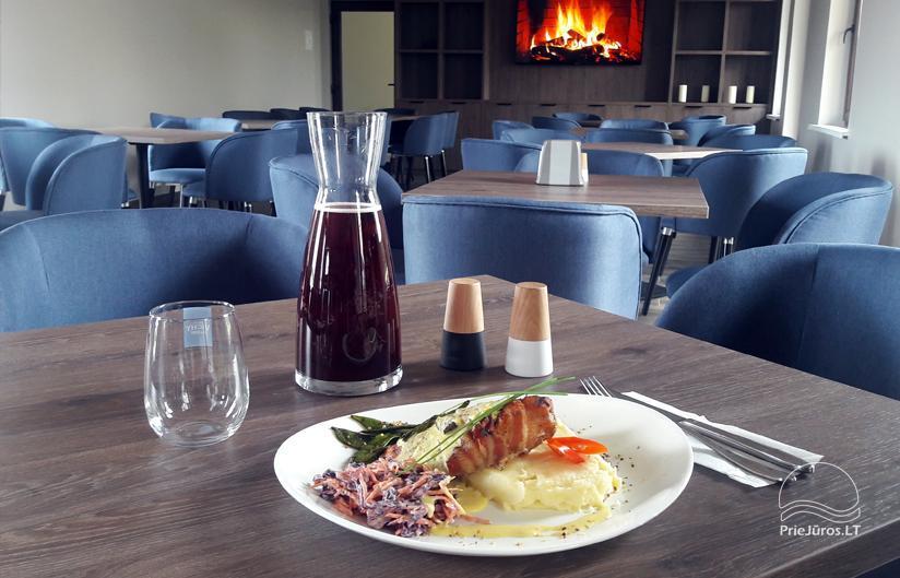 Viesnīca un restorāns Lagūna Sventoji - 6