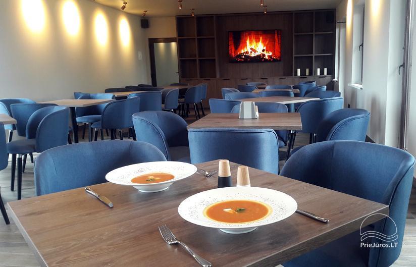 Viesnīca un restorāns Lagūna Sventoji - 7