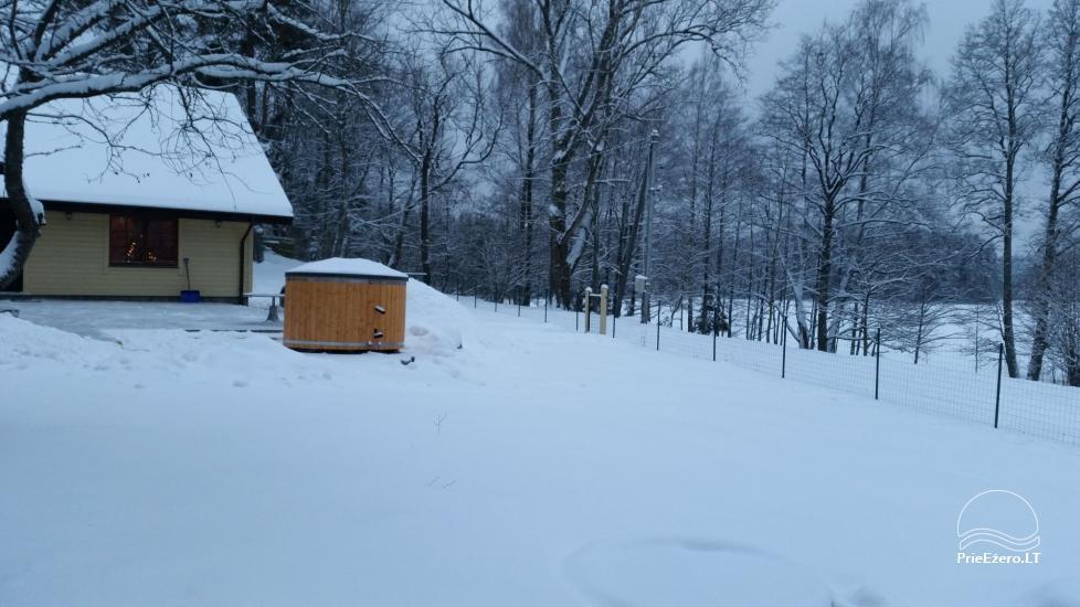 Lauku sēta pie Geluvas ezera un Šauļu reģiona - 4