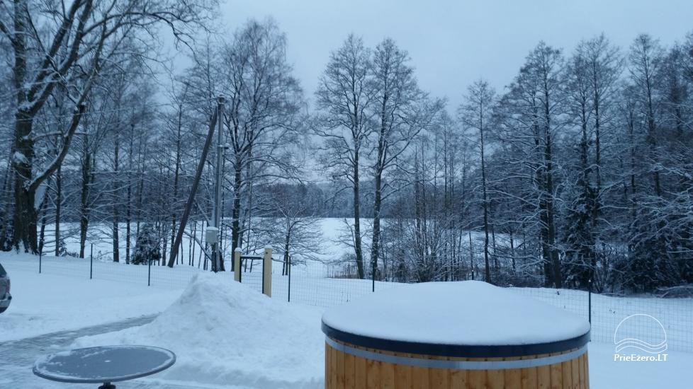 Lauku sēta pie Geluvas ezera un Šauļu reģiona - 6