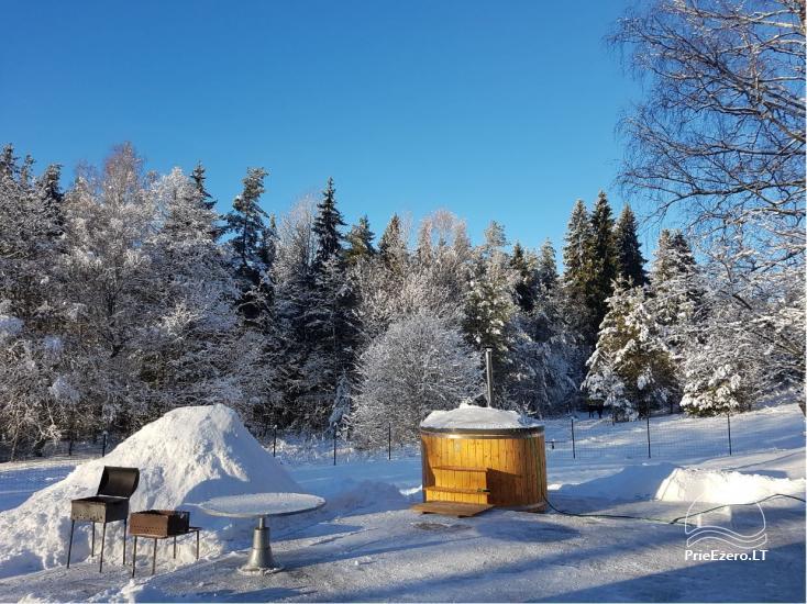 Lauku sēta pie Geluvas ezera un Šauļu reģiona - 2