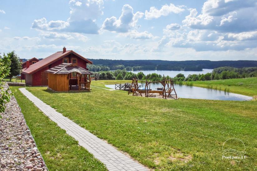 Lauku sēta Ērtības Traku rajonā, Lietuvā - 6