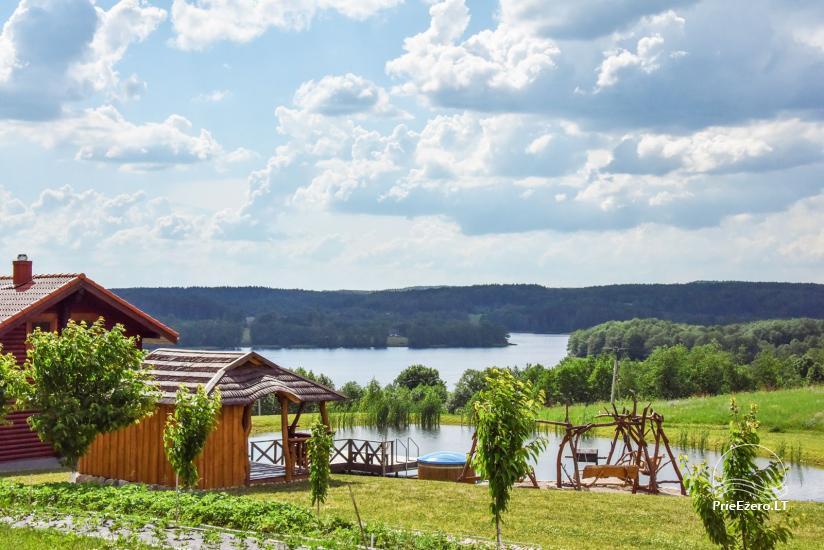 Lauku sēta Ērtības Traku rajonā, Lietuvā - 7