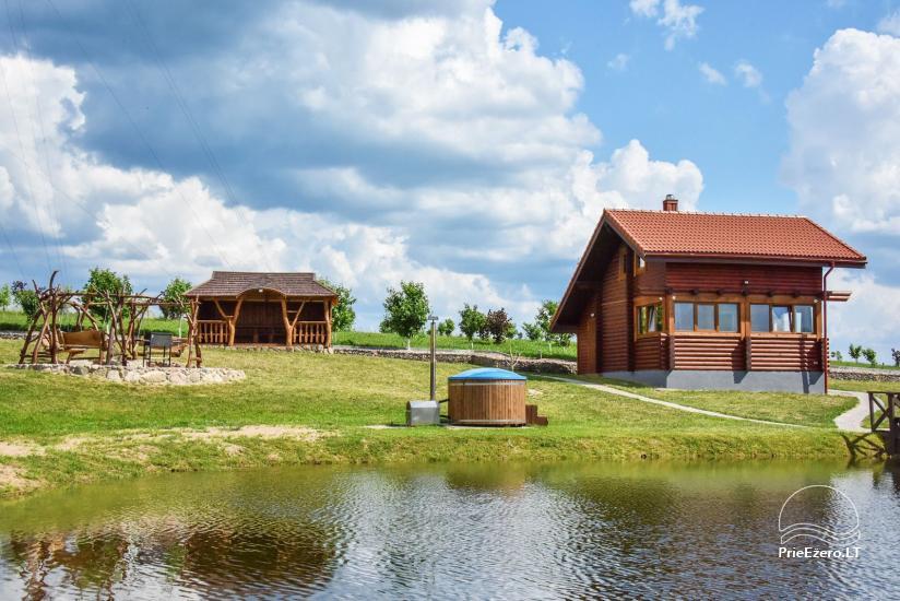 Lauku sēta Ērtības Traku rajonā, Lietuvā - 2