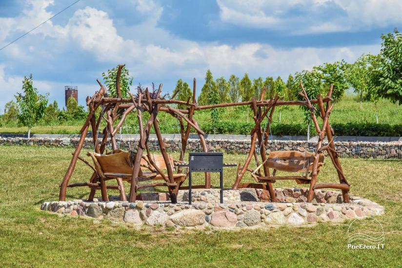 Lauku sēta Ērtības Traku rajonā, Lietuvā - 9
