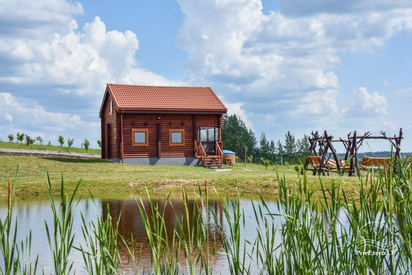 Lauku sēta Ērtības Traku rajonā, Lietuvā - 5