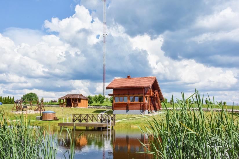 Lauku sēta Ērtības Traku rajonā, Lietuvā - 1