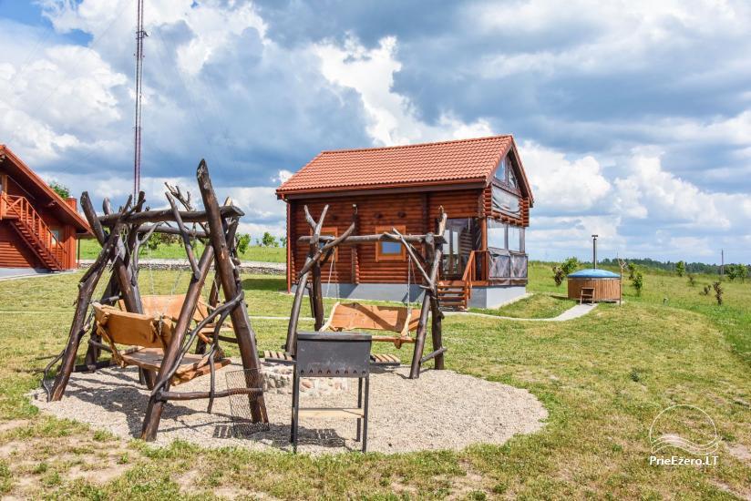 Lauku sēta Ērtības Traku rajonā, Lietuvā - 16