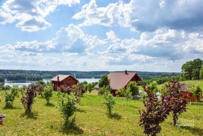 Lauku sēta Ērtības Traku rajonā, Lietuvā - 3