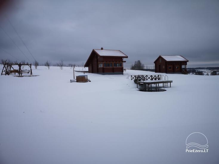 Lauku sēta Ērtības Traku rajonā, Lietuvā - 38