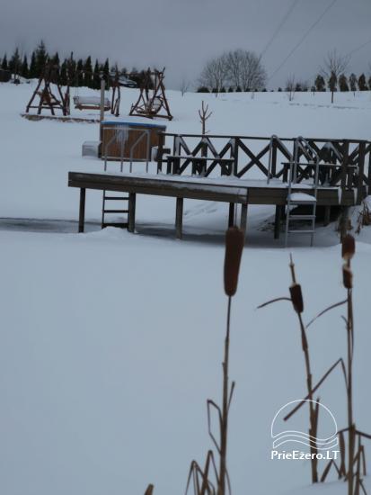 Lauku sēta Ērtības Traku rajonā, Lietuvā - 40
