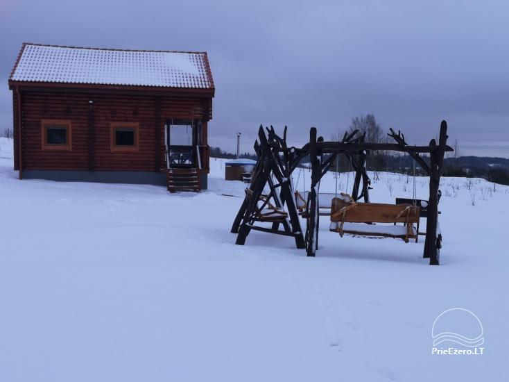 Lauku sēta Ērtības Traku rajonā, Lietuvā - 41