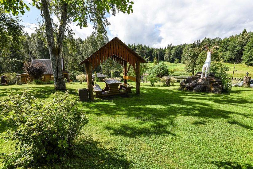 Villa starp ezeru un upju Plungė jomā - 4