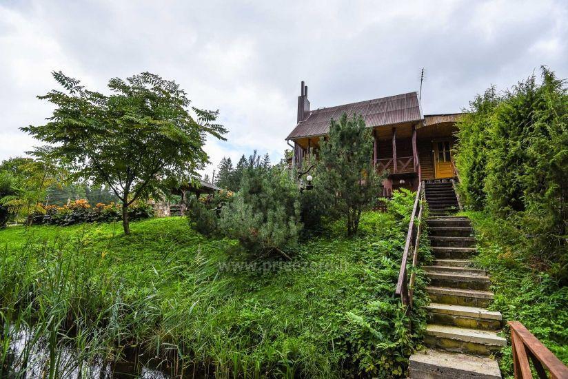 Villa starp ezeru un upju Plungė jomā - 6
