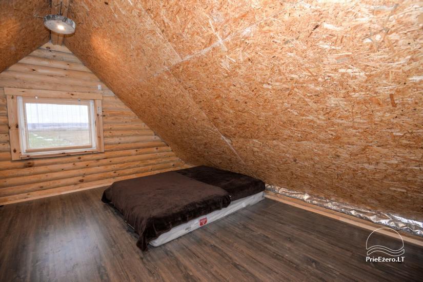 Lauku māja ar pirti Kauņas reģionā - 8