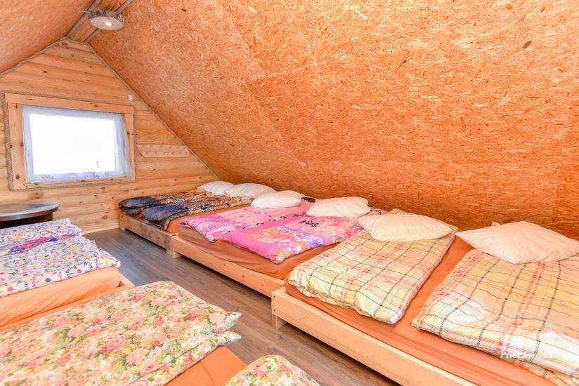 Lauku māja ar pirti Kauņas reģionā - 15