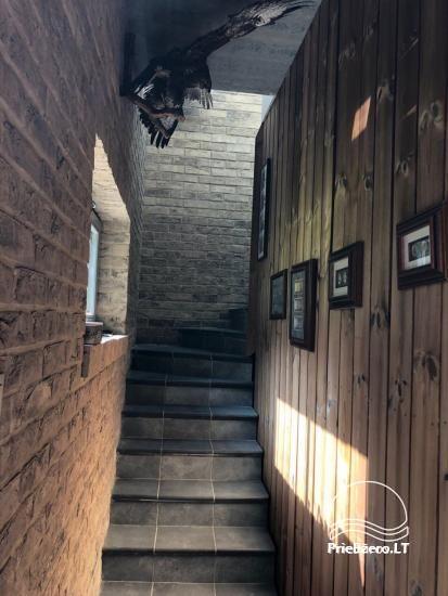 Utriešu viesu nams rezervātā pie Klaipēdas - 17