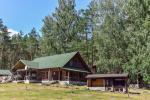 Viensēta pie ezera, kas Svencioniai jomā Labanoro Dūda - 4