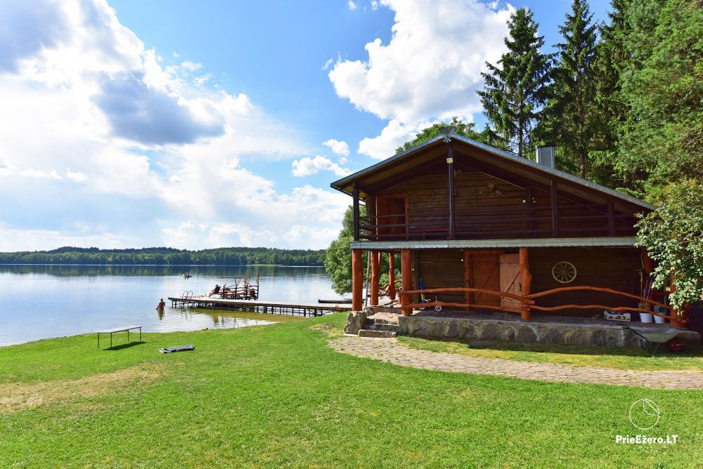 Lauku tūrisma pie ezera - 3