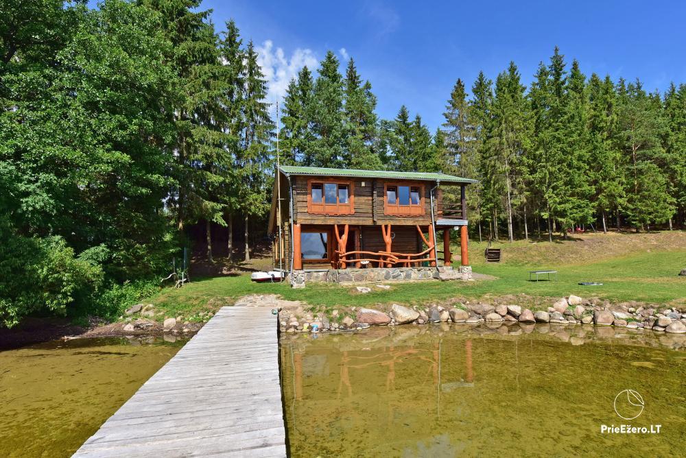 Lauku tūrisma pie ezera - 1