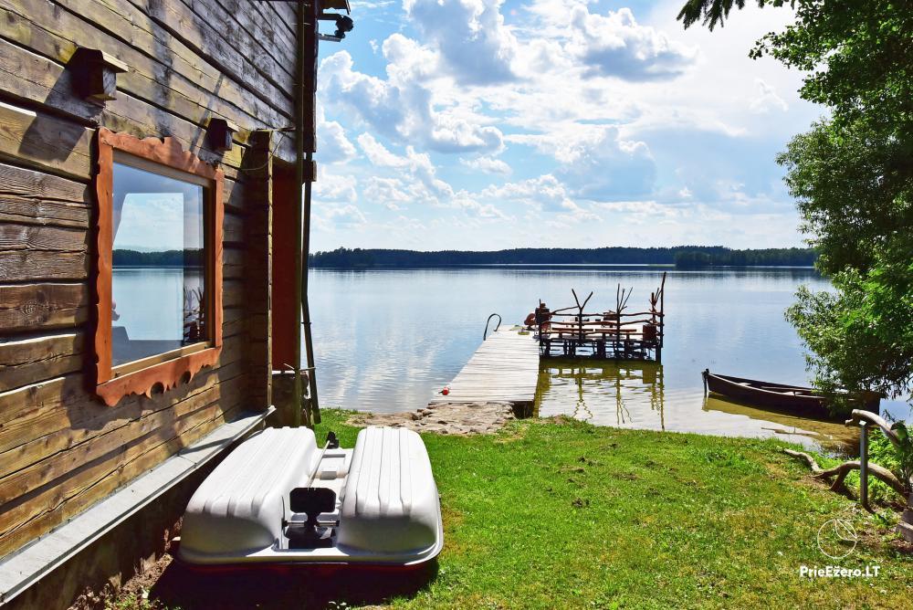 Lauku tūrisma pie ezera - 13
