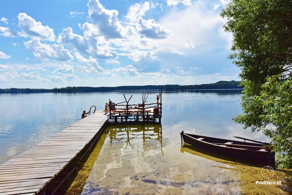 Lauku tūrisma pie ezera - 12