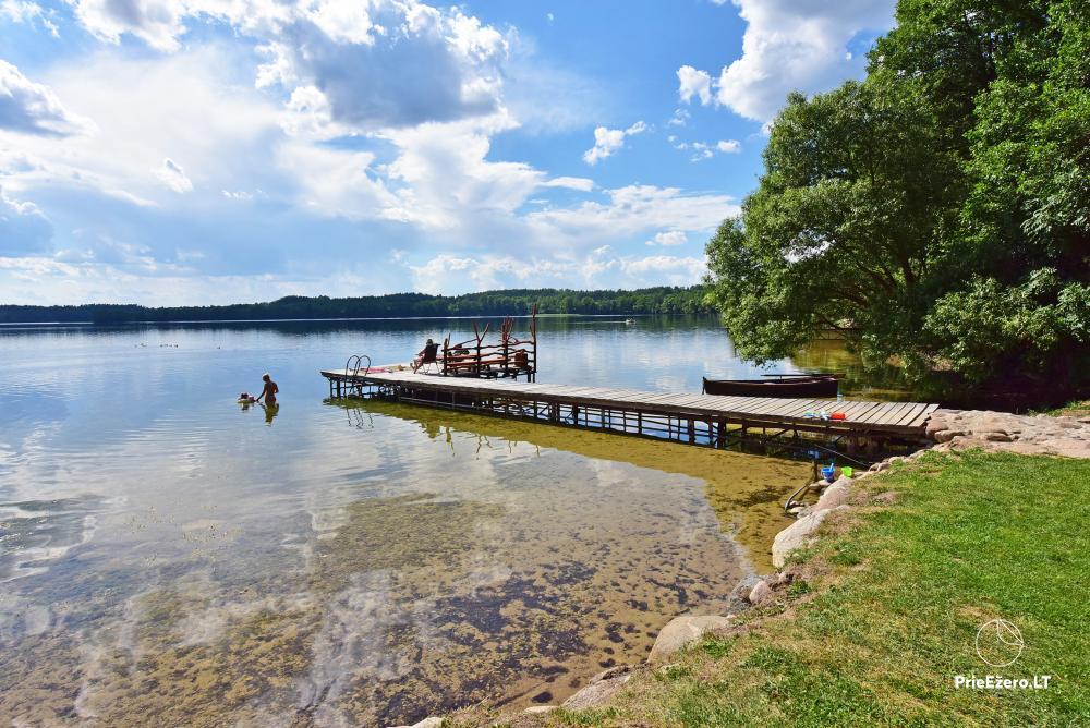 Lauku tūrisma pie ezera - 11