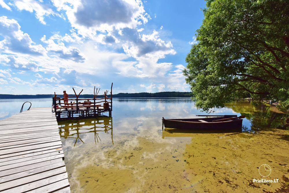 Lauku tūrisma pie ezera - 10