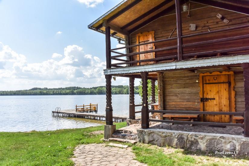 Lauku tūrisma pie ezera - 2