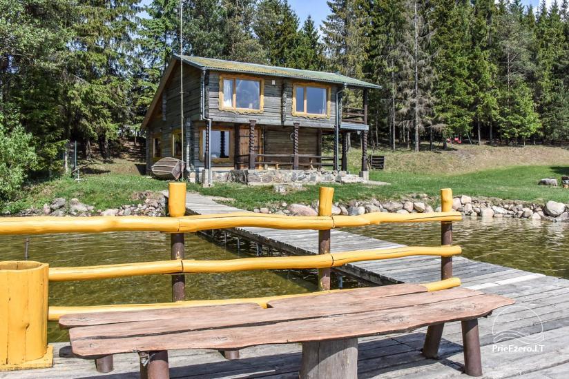 Lauku tūrisma pie ezera - 5
