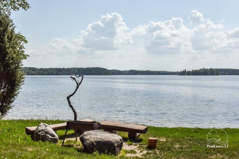 Lauku tūrisma pie ezera - 9