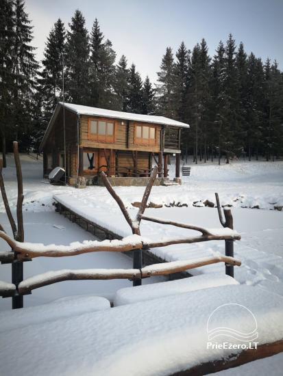Lauku tūrisma pie ezera - 30