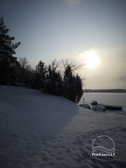 Lauku tūrisma pie ezera - 31