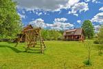 Lauku māja rajona Trakai pie ezera Baluosys - 3