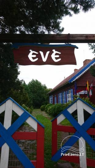 Lauku tūrisms sēta ĖVĖ - 2