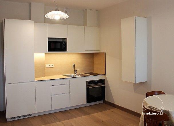 Mājīgi dzīvokļi Sunny forest Druskininkai, unikālā jaunā mājā - 5