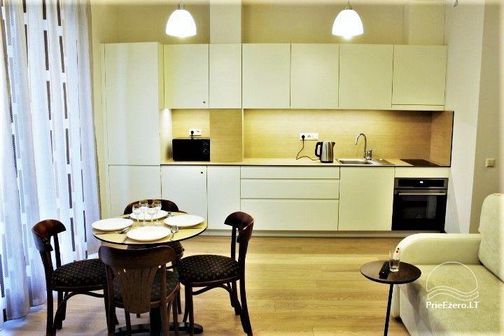 Mājīgi dzīvokļi Sunny forest Druskininkai, unikālā jaunā mājā - 1