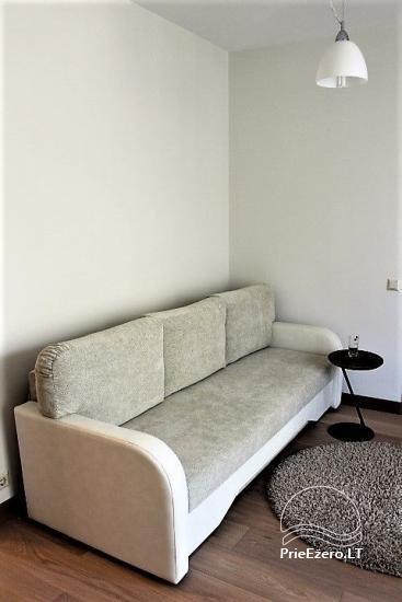Mājīgi dzīvokļi Sunny forest Druskininkai, unikālā jaunā mājā - 10